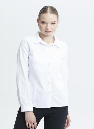 Stamina Gömlek Beyaz